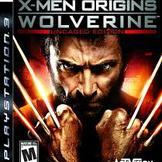 X-MEN ORIGINS WOLVERINE (używ.)