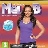 GET FIT WITH MEL B (używ.)