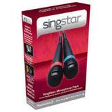 Przewodowe mikrofony SING STARS (używ.)