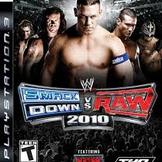 SMACKDOWN VS RAW 2010 (używ.)
