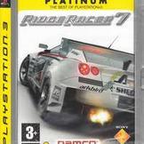 RIDGE RACER  PLATINIUM (używ.)