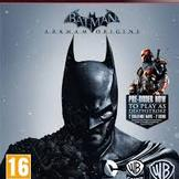 BATMAN ARKHAM ORIGINS (używ.)