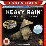 HEAVY RAIN  ESENTIALS PL (używ.) współpracuje z Move